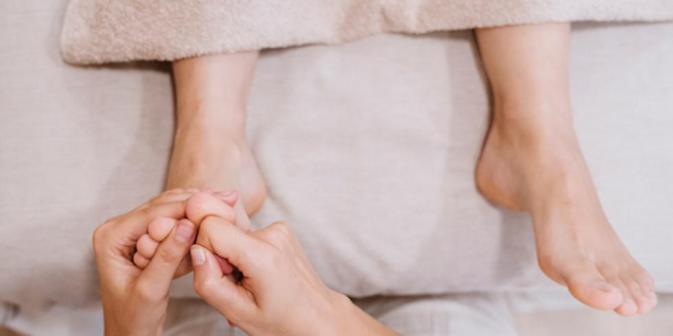 Čínská reflexní masáž nohou AN - MO