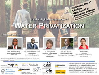 MGHC to host W. African water experts in Milwaukee