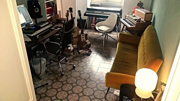 Vintage philicorda massimo martellotta rhodes studio