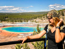 July 12, 2018 | Yellowstone National Park