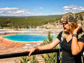 July 12, 2018   Yellowstone National Park