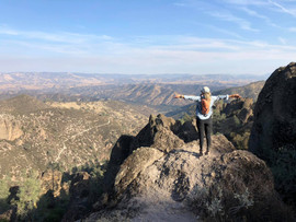 December 2018 | Pinnacles National Park