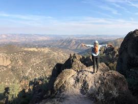 December 2018   Pinnacles National Park