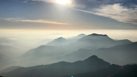 February 8, 2018 | Moro Rock at Sequoia National Park
