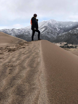 April 12, 2018   Great Sand Dunes National Park