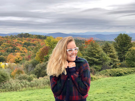 October 6, 2018 | Side of the Road, Vermont