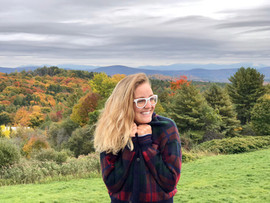 October 6, 2018   Side of the Road, Vermont