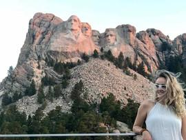 July 3, 2018   Mount Rushmore National Memorial