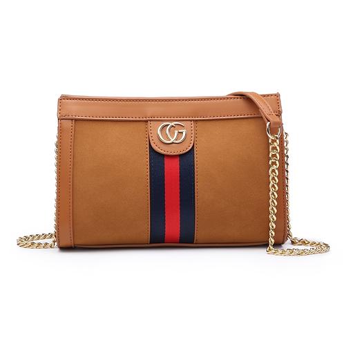 Clutch & Shoulder Bag 2-in-1