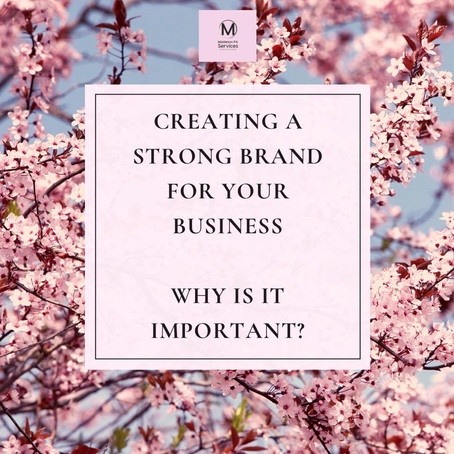 Strong Branding: Is It Important?
