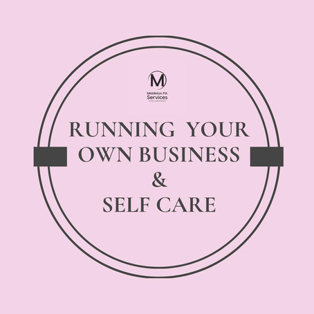 Self-Care: Tips to Avoid Burnout