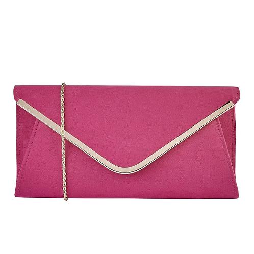 Sommerton Clutch Bag | Lotus