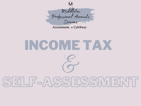 The mysteries of Income Tax and Self-assessment: debunked.