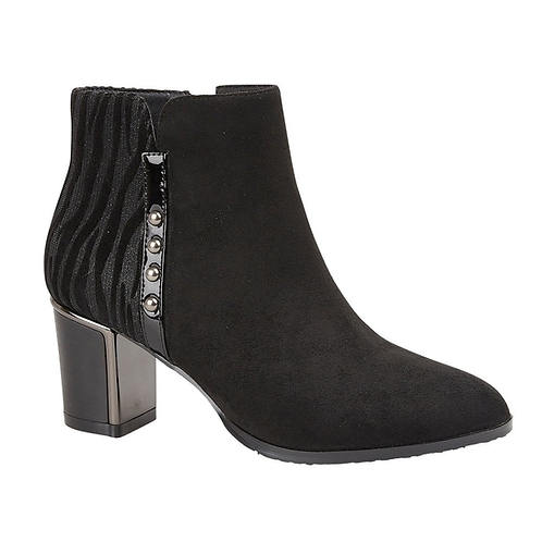 Lotus | Rebel Ankle Boots