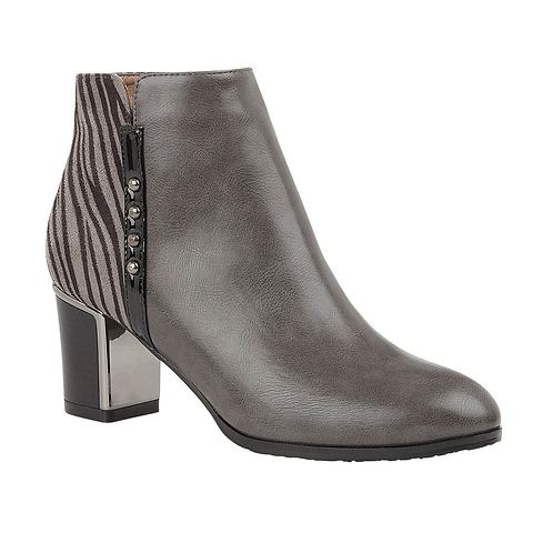 Lotus Rebel Boot in Grey
