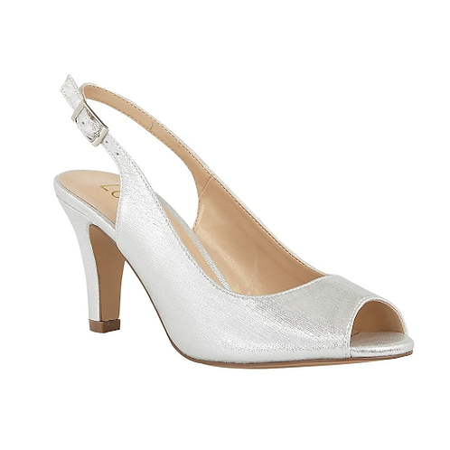 Larissa Sling-back Shoes  | Lotus