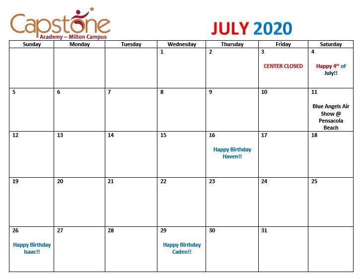 Calenday July 2020.JPG