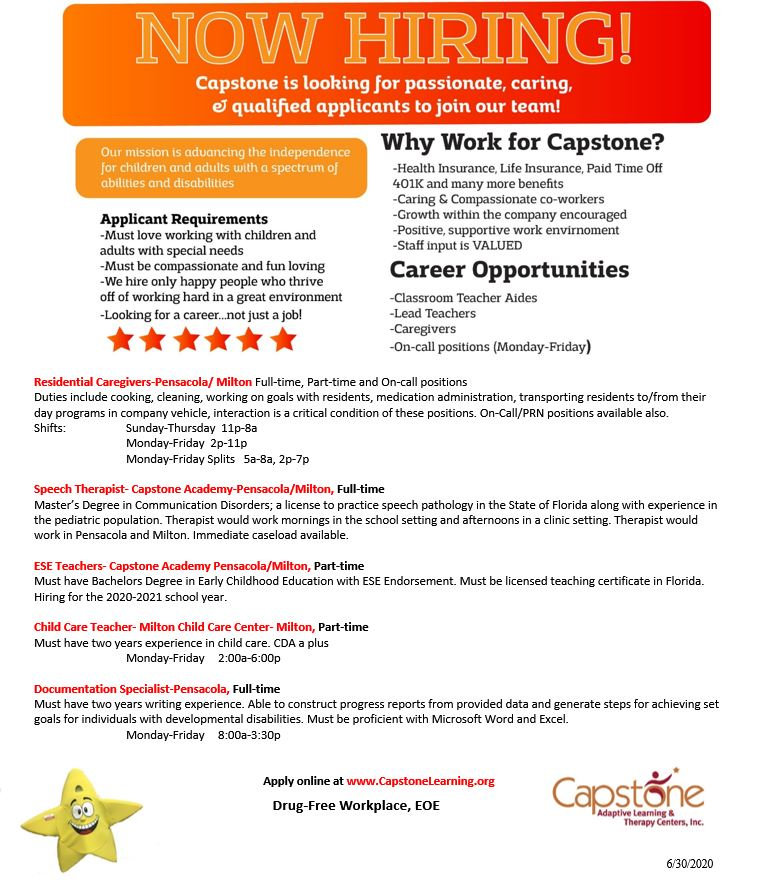 Now Hiring 6-30-20 CAP and CAM.JPG