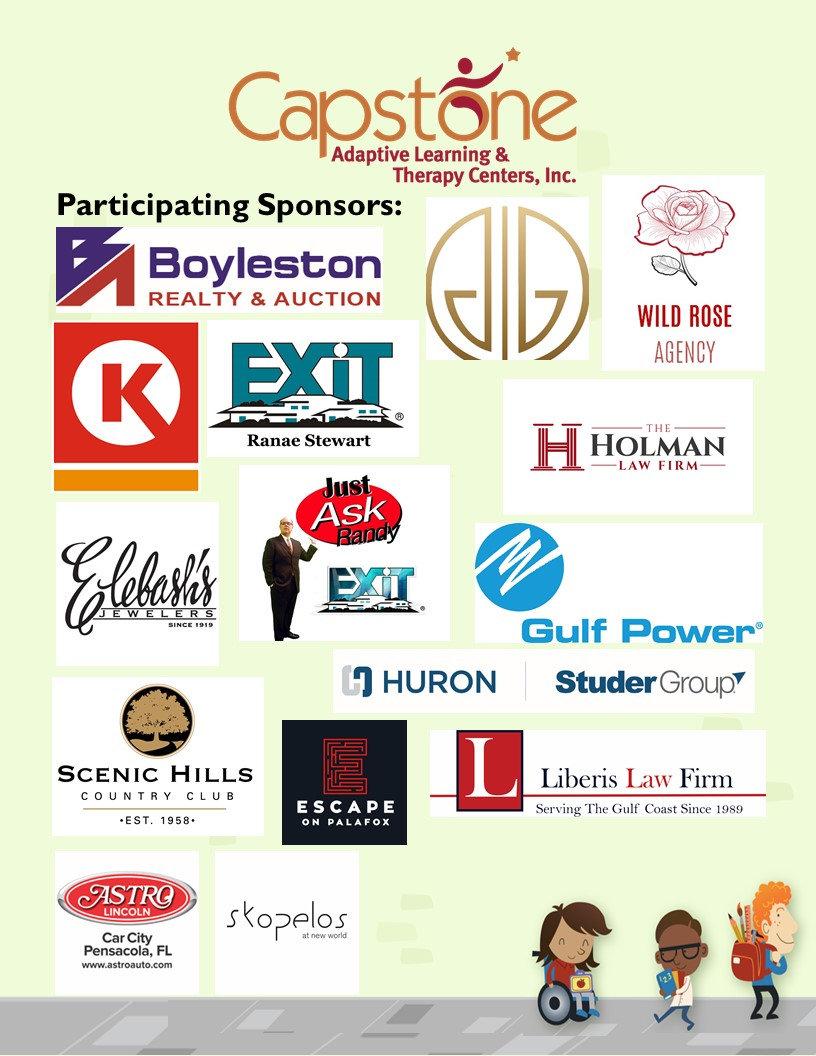 Online Charity Auction Sponsor Participa