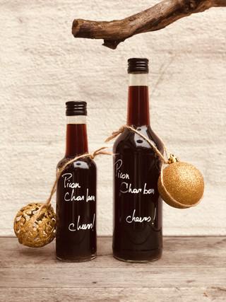 Picon Charbon per fles