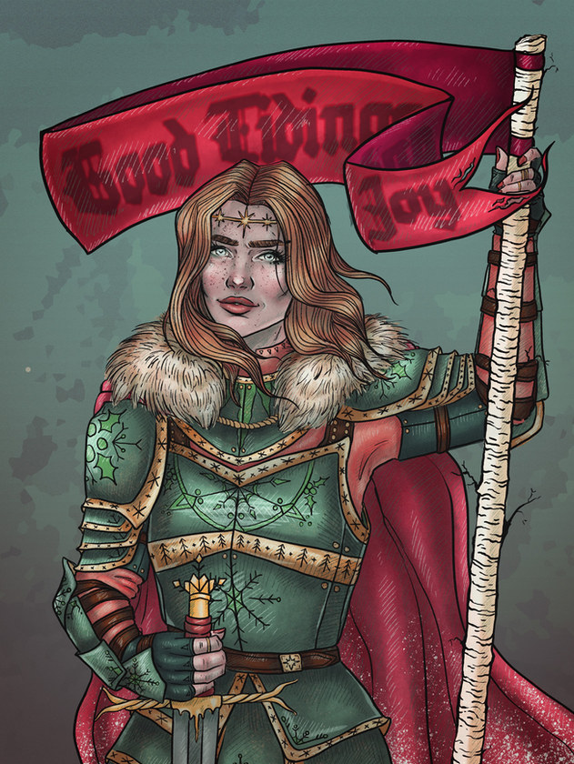 Joan of the Arctic