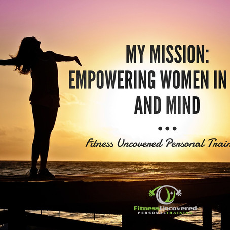 My Mission - Empowering YOU
