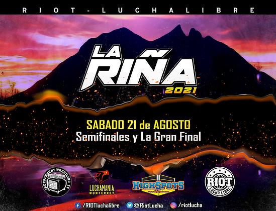 """La Riña"" Noche 2"