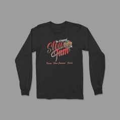 Slow Jam Shirt (Blk)