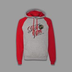 Slow Jam Hoodie (Red)