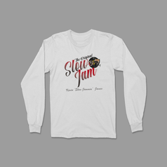 Slow Jam Shirt (Wht)