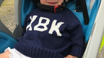 Kids KBK Ellsworth & Ivey Crewneck Sweater