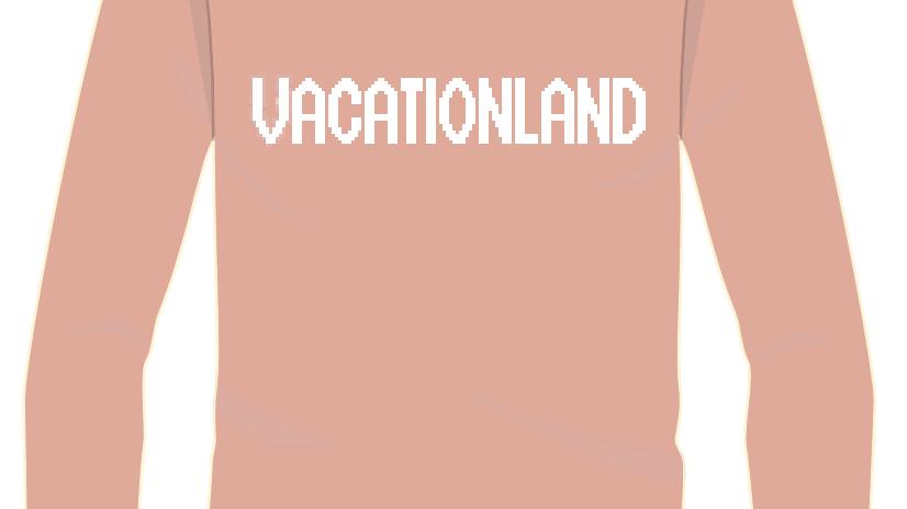Vacationland Ellsworth & Ivey Crewneck Sweater