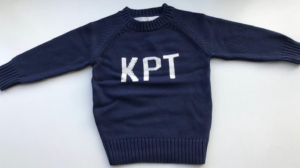 Kids KPT Ellsworth & Ivey Crewneck Sweater