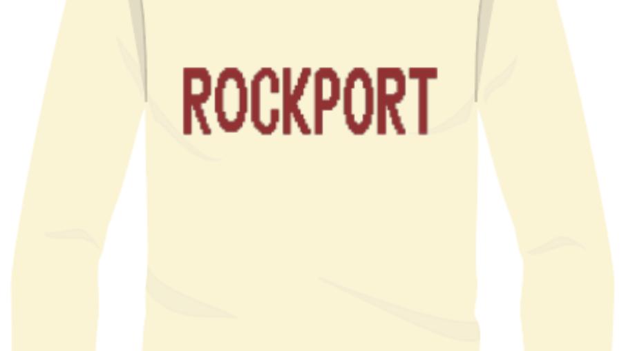 Rockport Ellsworth & Ivey Crewneck Sweater