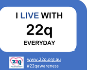 I live with 22q