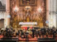DHS Baroque Ensemble Vienna Minoritenkir