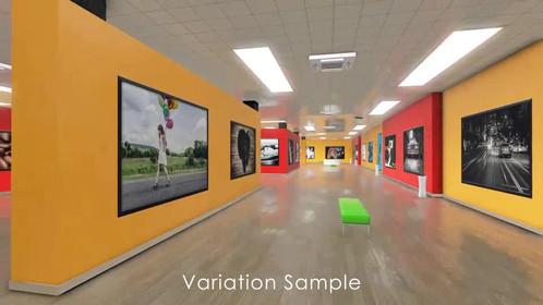 Modern Art Gallery 3D V2.1