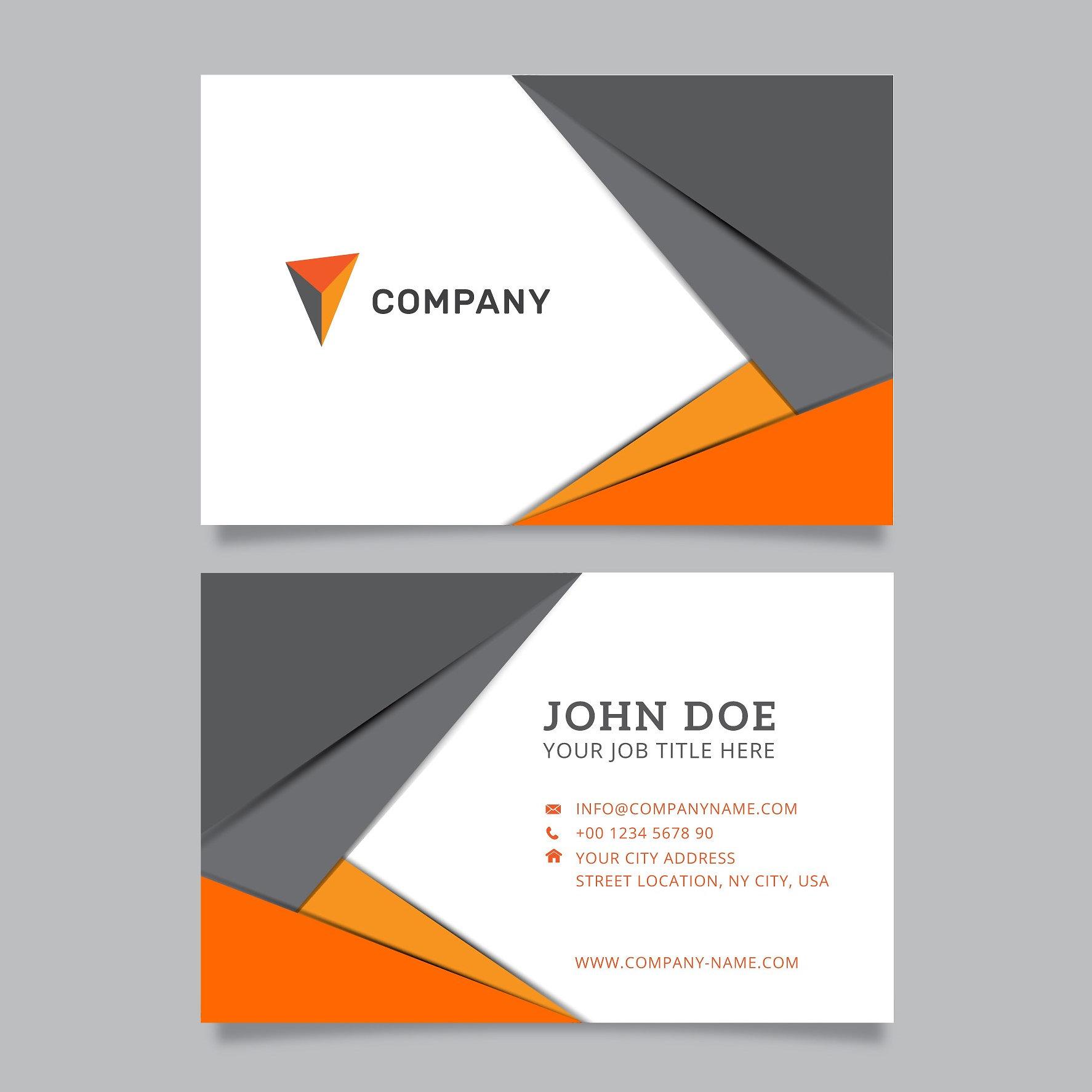 Gontobbo Organization | Dhaka | Bangladesh | Modern-business-card ...