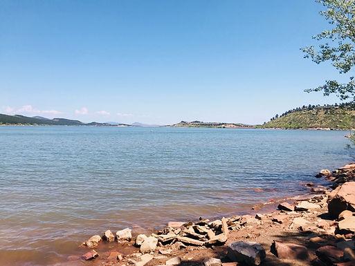 Carter Lake - South Shore
