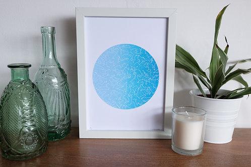 Constellation Print (A4)
