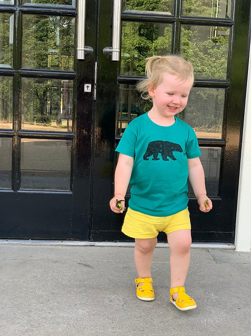 Toddler Tees - The Great Bear