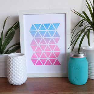 10 Triangle Print - Blue and Pink.jpg