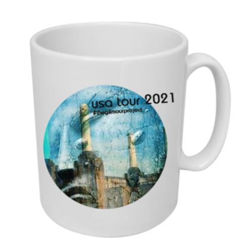 Jumbo - white ceramic mug