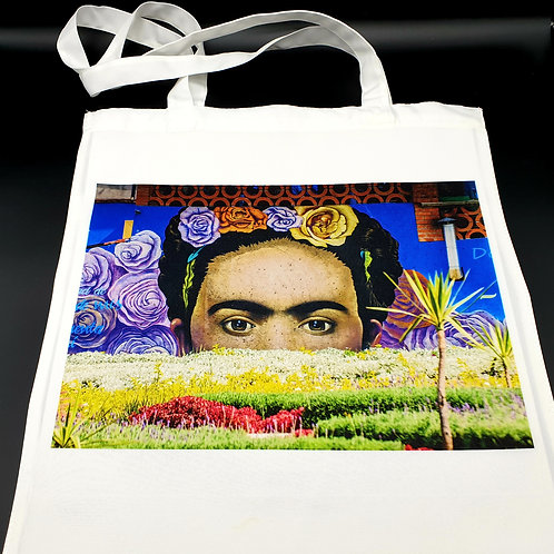 Frida Kahlo Memorial Tote Bag