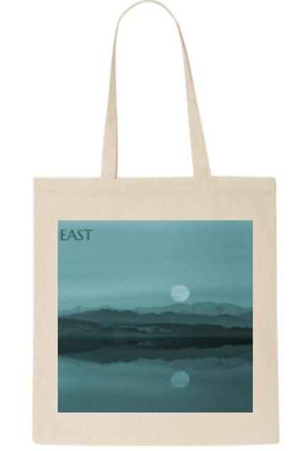 EAST Tote Bag