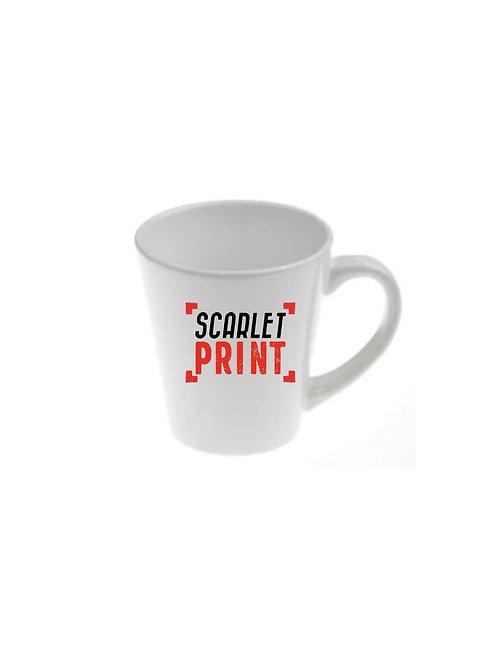 Personalised Latte Mug