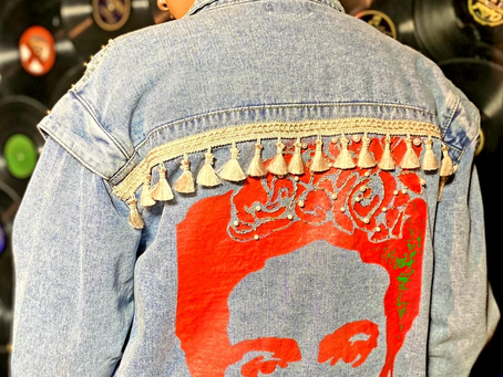 New Embroidered Jackets!