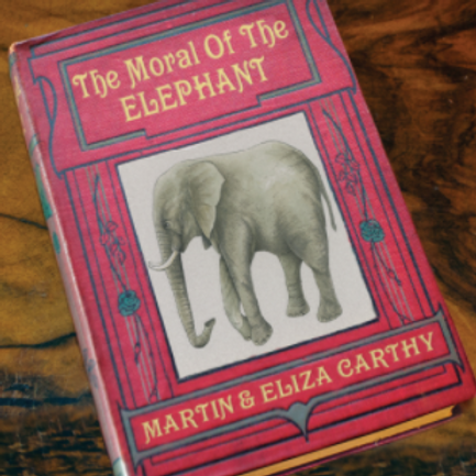 'The moral of the elephant' CD