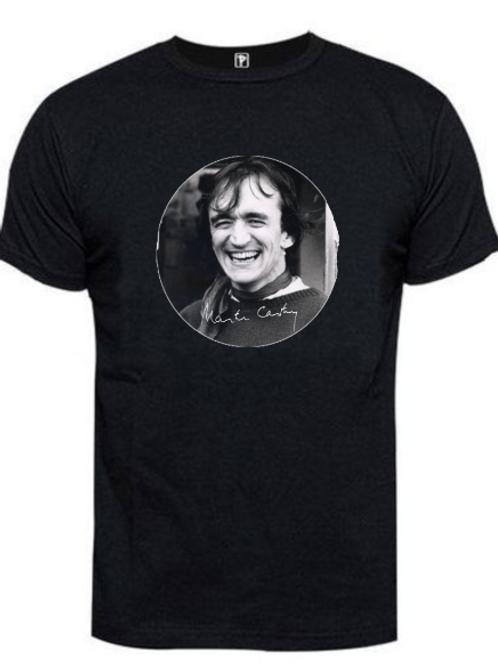 Black T-shirt - B&W Photo