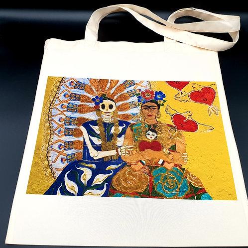 Mexican Art Tote Bag
